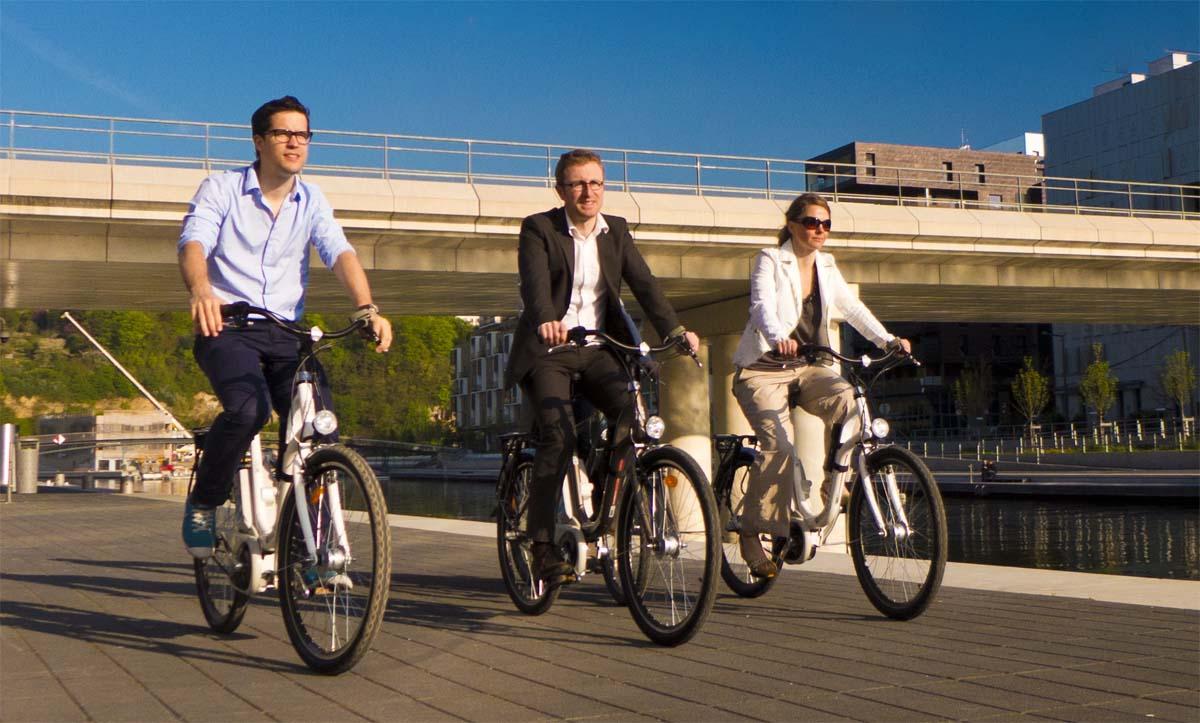 Faire du vélo en forêt de Compiègne