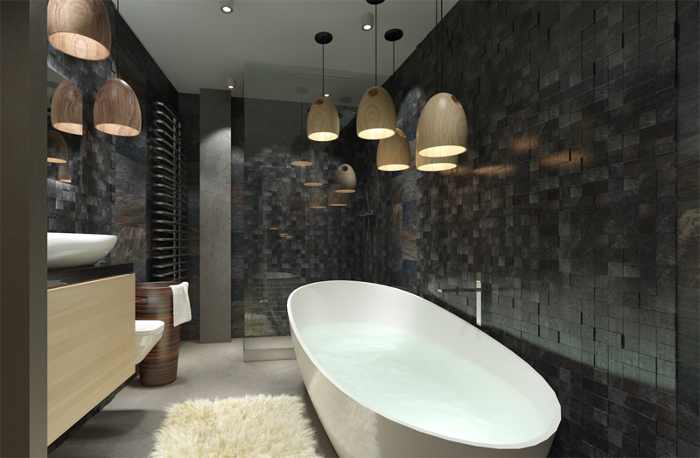 Amenagement salle de bain: choix des accessoires
