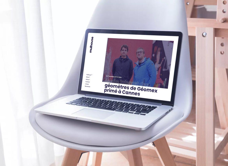 Un nouveau webzine sur internet pour Mulhouse