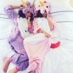 pyjama licorne adulte