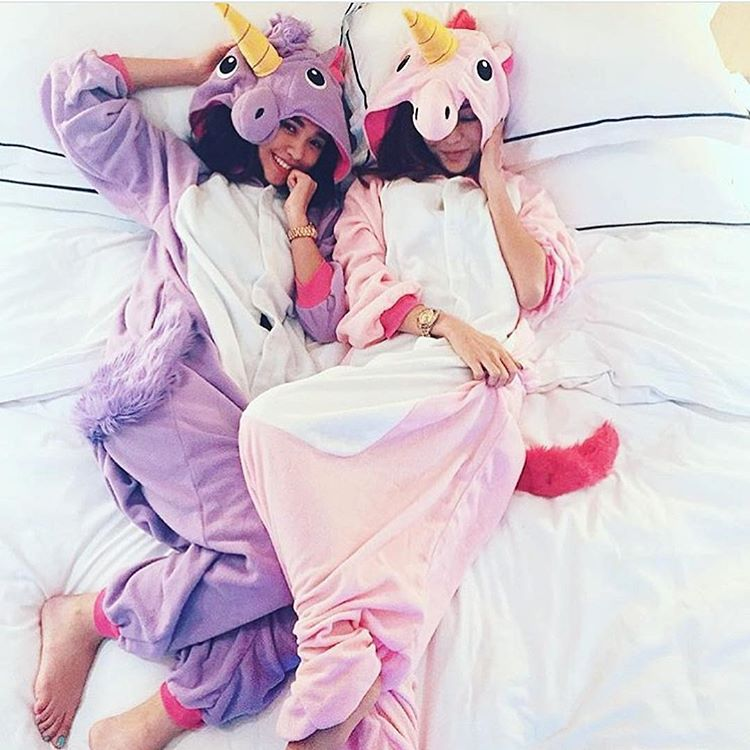 Pyjama licorne pour adulte et enfant, un véritable Kigurumi tendance