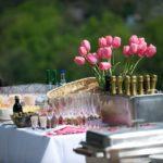 organiser une réception de mariage