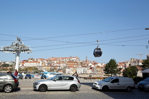 InteRent à Porto