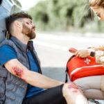 se faire aider après un accident de la route