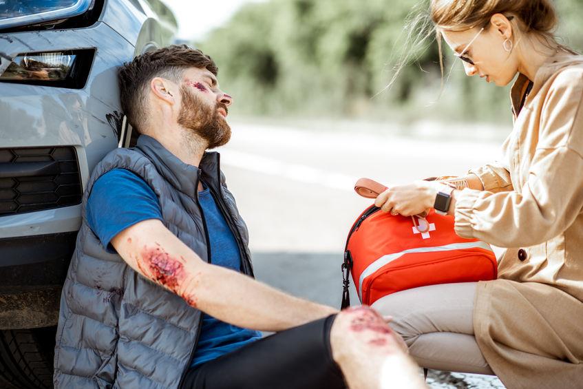 Comment se faire aider après un accident de la route ?