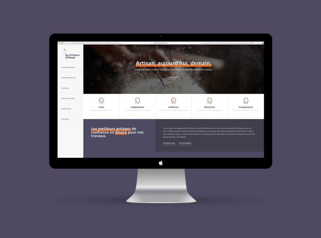 Création de sites internet Mulhouse