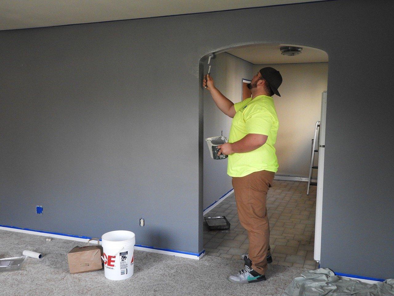 Rénover une maison avant de trouver des locataires