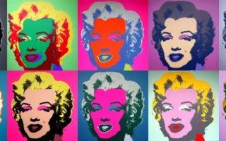 peinture pop-art